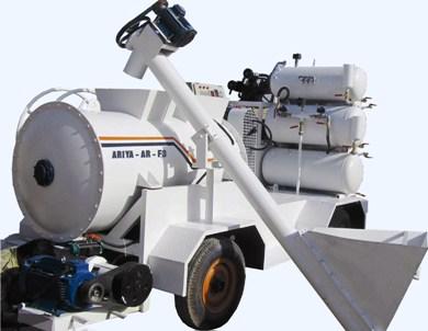 دستگاه فوم بتن  AR-F1