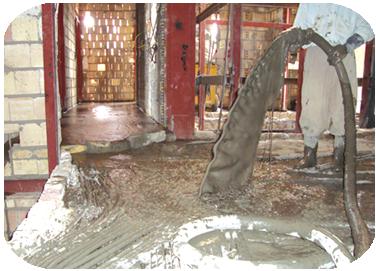 الزام و استقبال بی نظیر فوم بتن در پروژه های آب و فاضلاب کشور