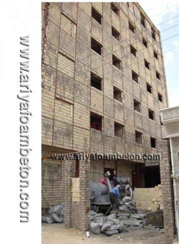 چرا فوم بتن بهتراز پوکه برای کفسازی ساختمان است؟